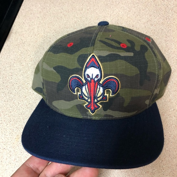 sale retailer 920aa 6d65e New Orleans Pelicans Mitchell   Ness SnapBack